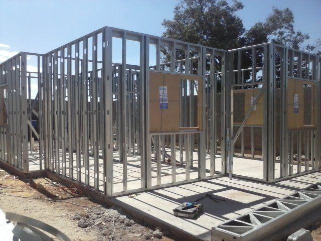 Steel Frame: Que es? Ventajas y Desventajas